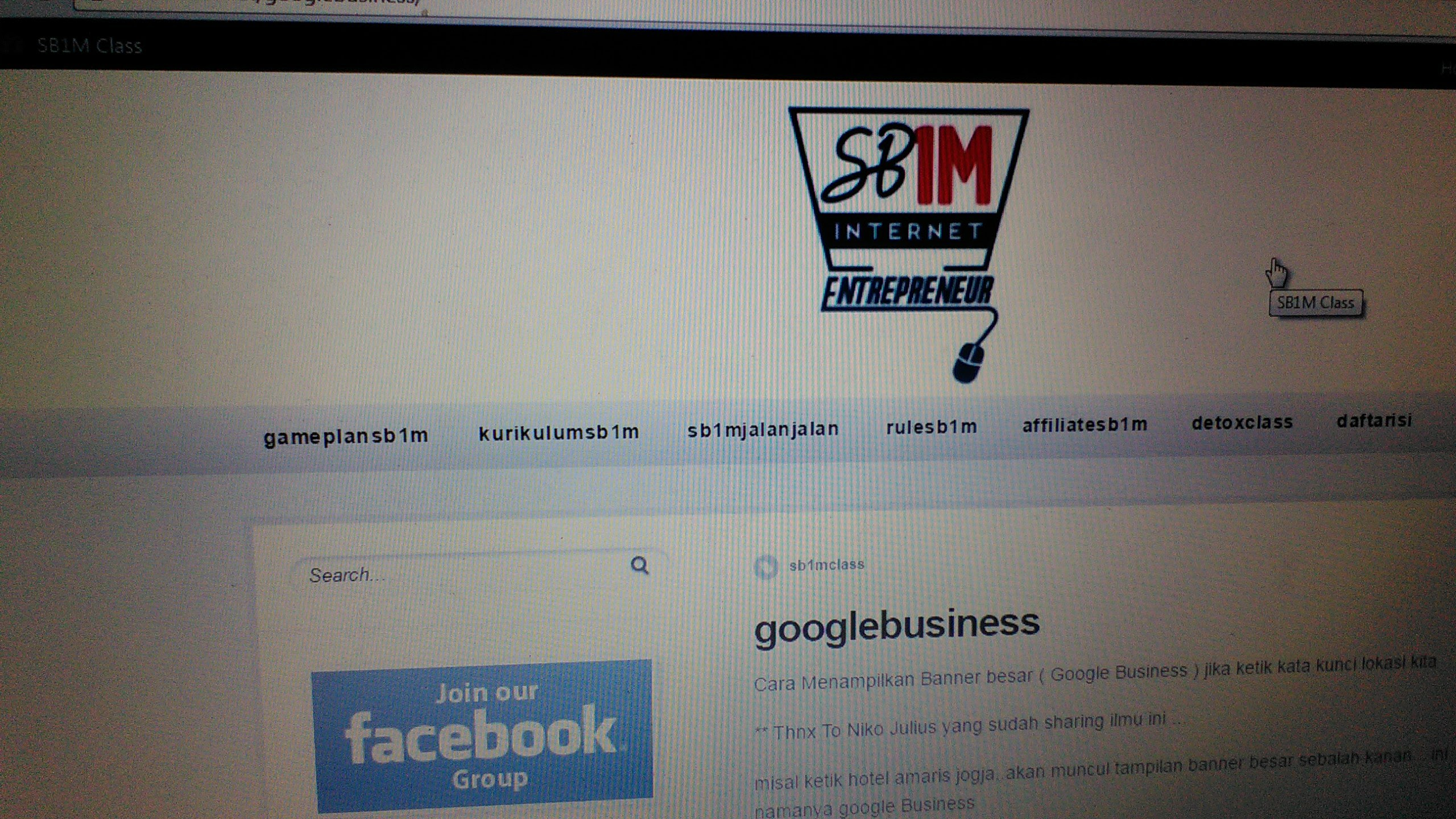 materi-sekolah-internet-marketing-sb1m-google-business