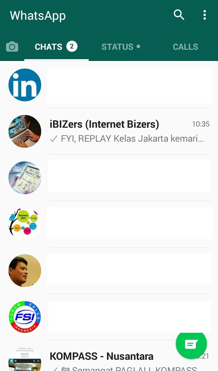 Coach DIGITAL MARKETING Grup WA Digital Marketing iBIZers