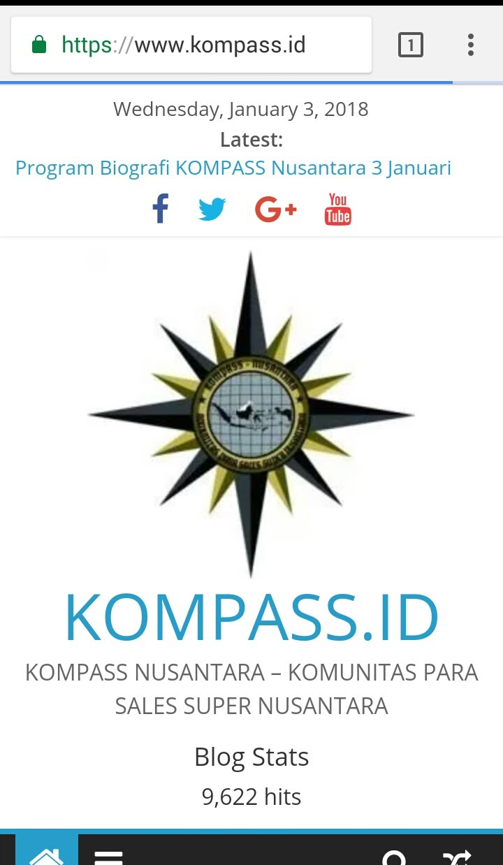 Co-founder KOMPASS Nusantara