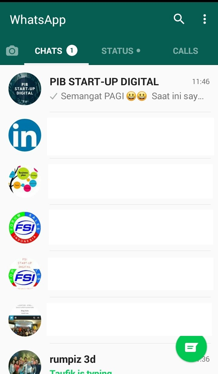 Mentor START-UP Digital Grup WA PIB START-UP DIGITAL