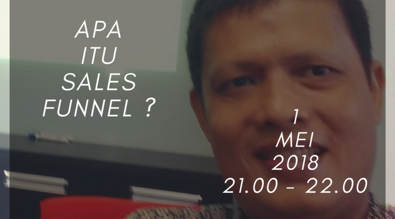 Apa Itu SALES FUNNEL Melalui Grup Telegram CV Remake & Career Dev