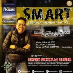 Program SMART KONUS 9 April 2019 Bersama Muhammad Idham Azhari