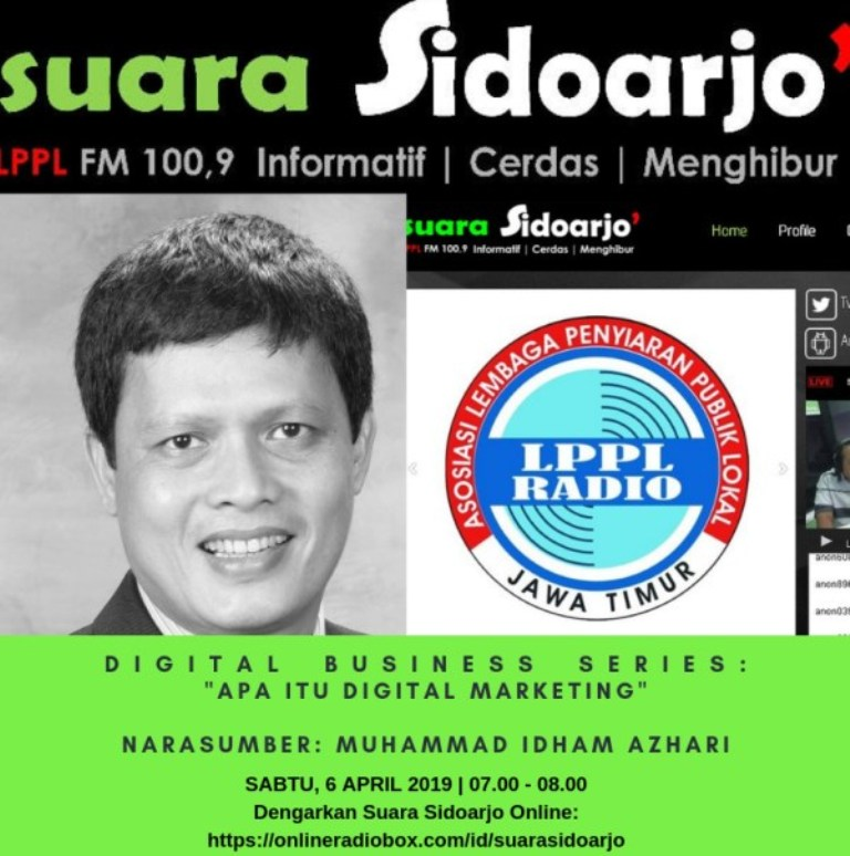 Apa Itu DIGITAL MARKETING by Muhammad Idham Azhari