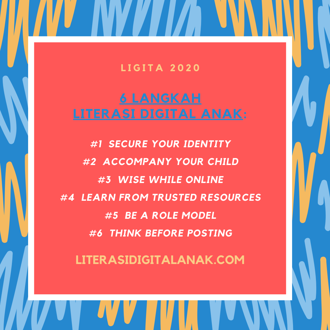LITERASI DIGITAL ANAK